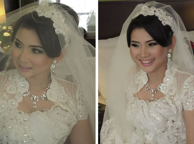 Make Up For Wedding by Lis Make Up - 003