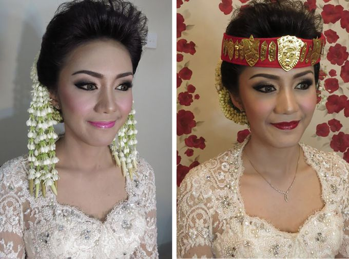 Make Up For Wedding by Lis Make Up - 004