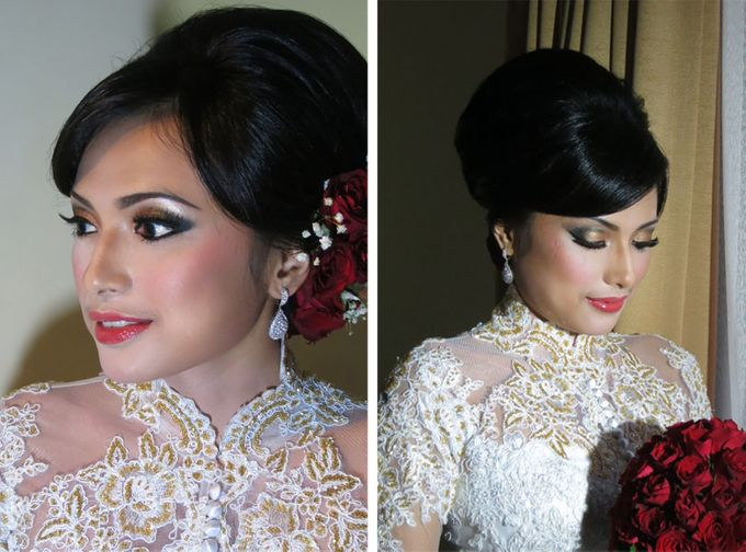 Make Up For Wedding by Lis Make Up - 006