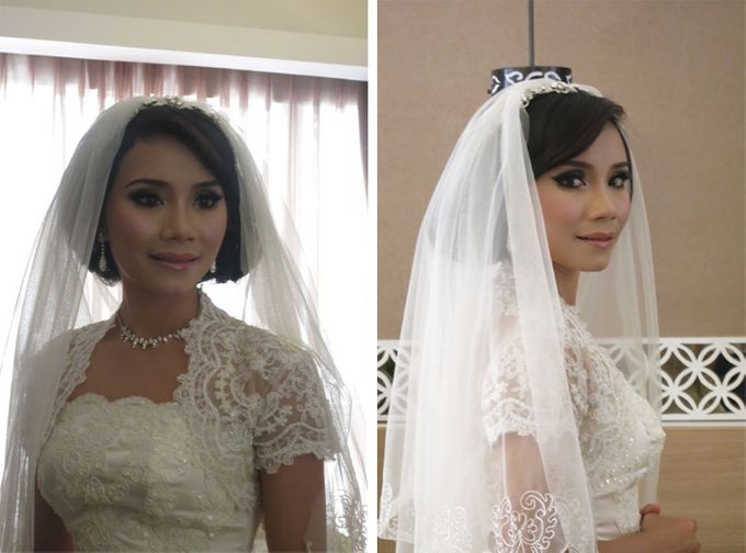 Make Up For Wedding by Lis Make Up - 009