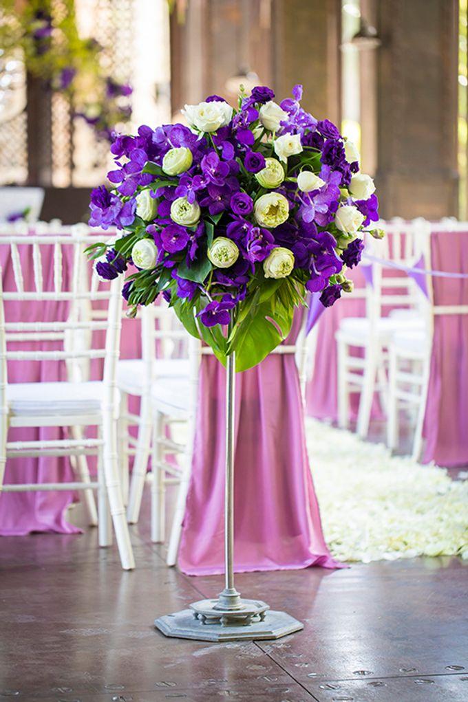 Elegant Luxury Resort Wedding by Wedding Boutique Phuket - 005
