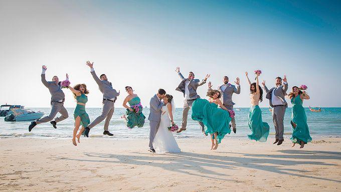Elegant Luxury Resort Wedding by Wedding Boutique Phuket - 010