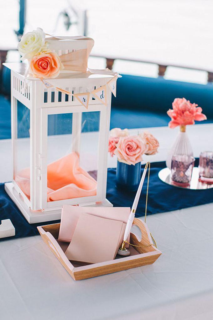 GLAMOROUS YACHT-WEDDING ON BOARD by Wedding Boutique Phuket - 015