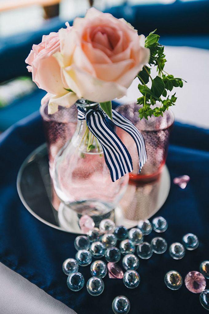 GLAMOROUS YACHT-WEDDING ON BOARD by Wedding Boutique Phuket - 016