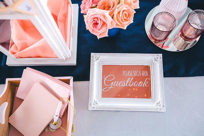 GLAMOROUS YACHT-WEDDING ON BOARD by Wedding Boutique Phuket - 021