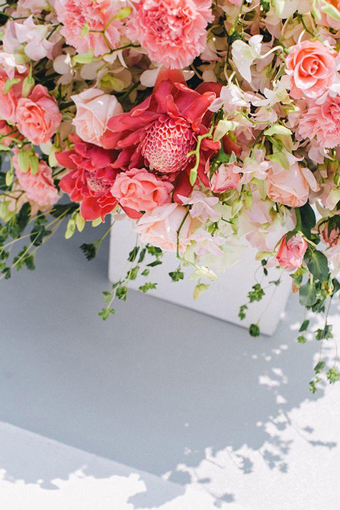 GLAMOROUS YACHT-WEDDING ON BOARD by Wedding Boutique Phuket - 025