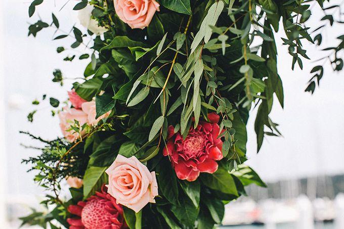 GLAMOROUS YACHT-WEDDING ON BOARD by Wedding Boutique Phuket - 026