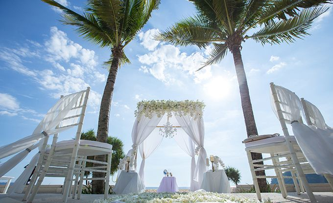 WHITE ELEGANCE-WEDDING AT LUXURY CLUB by Wedding Boutique Phuket - 001