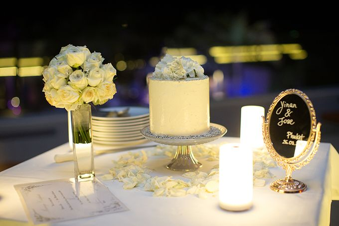 WHITE ELEGANCE-WEDDING AT LUXURY CLUB by Wedding Boutique Phuket - 030