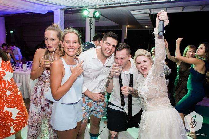 Monique & Kris from Australia by Wedding Idea & The Event Thailand - 042