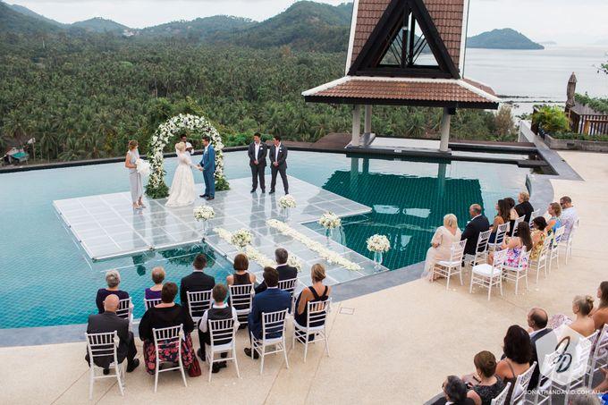 Monique & Kris from Australia by Wedding Idea & The Event Thailand - 001