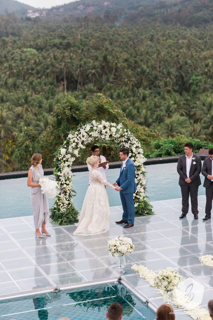 Monique & Kris from Australia by Wedding Idea & The Event Thailand - 002