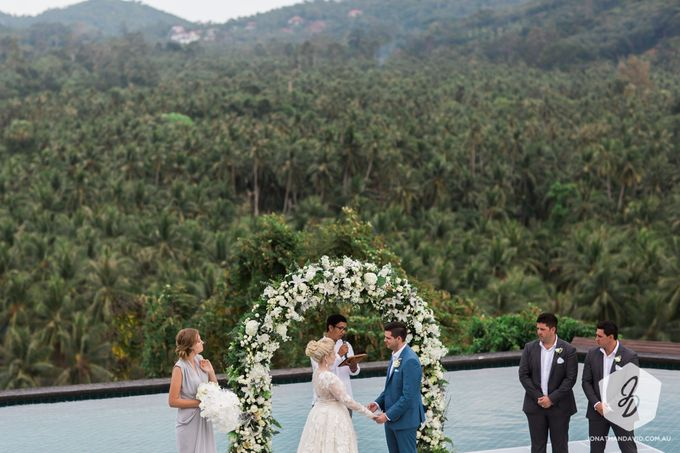 Monique & Kris from Australia by Wedding Idea & The Event Thailand - 003