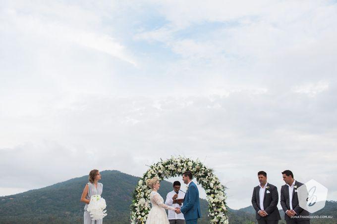 Monique & Kris from Australia by Wedding Idea & The Event Thailand - 004
