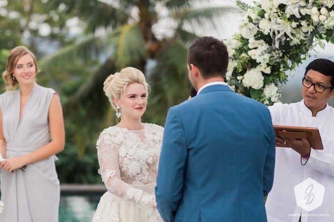 Monique & Kris from Australia by Wedding Idea & The Event Thailand - 005