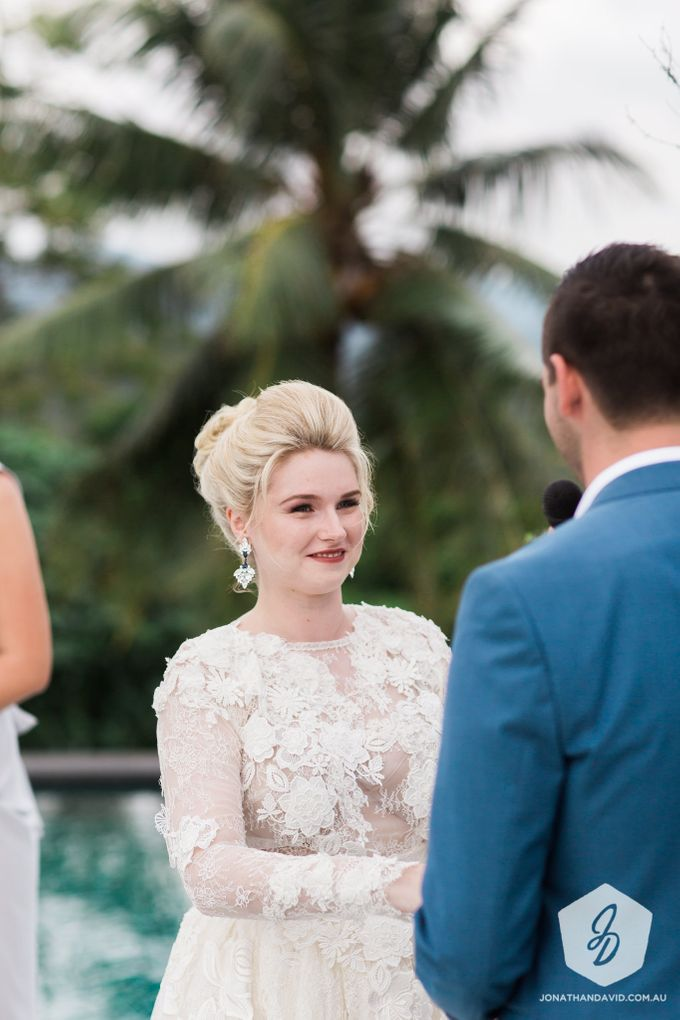 Monique & Kris from Australia by Wedding Idea & The Event Thailand - 006