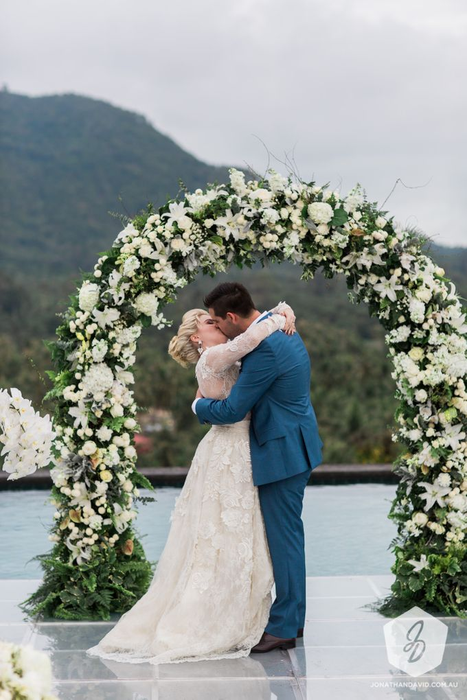 Monique & Kris from Australia by Wedding Idea & The Event Thailand - 007