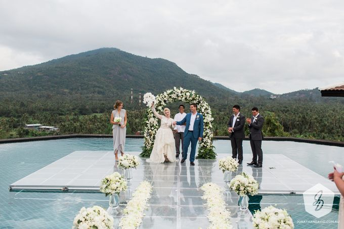 Monique & Kris from Australia by Wedding Idea & The Event Thailand - 008