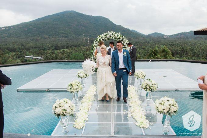 Monique & Kris from Australia by Wedding Idea & The Event Thailand - 009