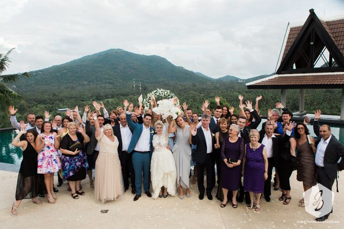 Monique & Kris from Australia by Wedding Idea & The Event Thailand - 011