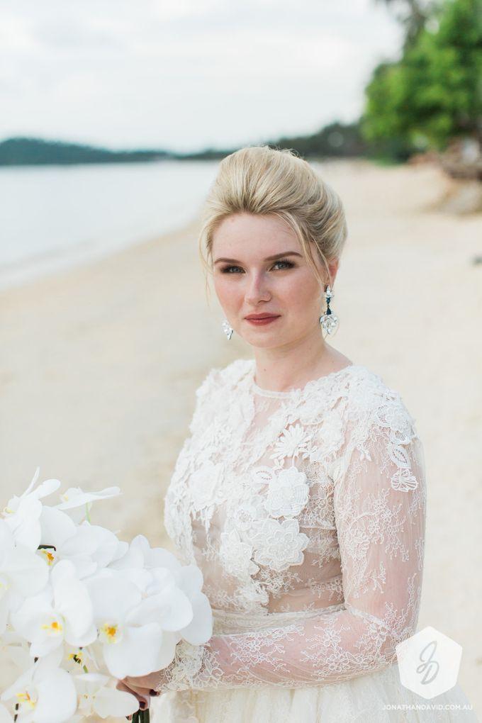 Monique & Kris from Australia by Wedding Idea & The Event Thailand - 013