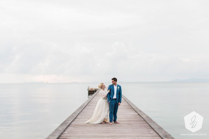 Monique & Kris from Australia by Wedding Idea & The Event Thailand - 014