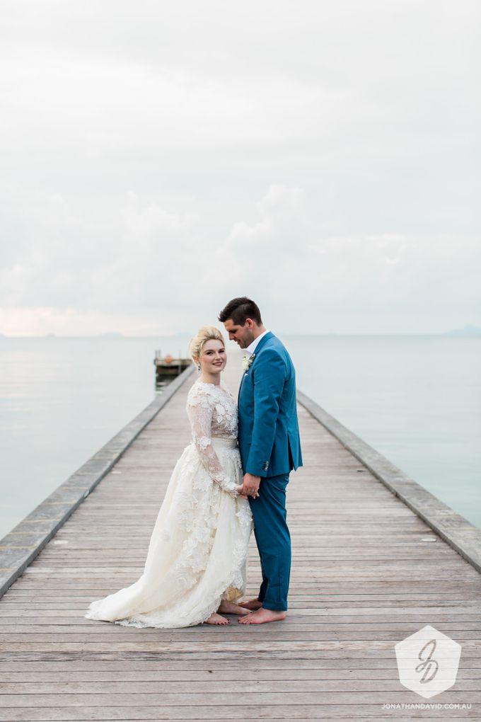 Monique & Kris from Australia by Wedding Idea & The Event Thailand - 015
