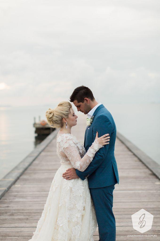 Monique & Kris from Australia by Wedding Idea & The Event Thailand - 018