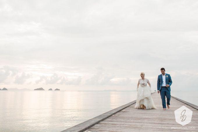 Monique & Kris from Australia by Wedding Idea & The Event Thailand - 019