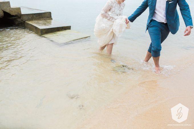 Monique & Kris from Australia by Wedding Idea & The Event Thailand - 020