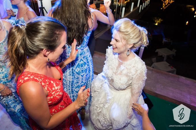 Monique & Kris from Australia by Wedding Idea & The Event Thailand - 037