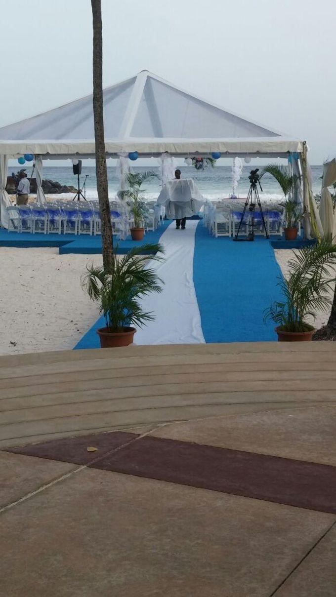 Taylor Beach Wedding by Plan-it Jaxe - 004