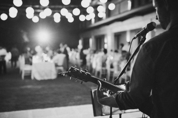 The Wedding of Carly and Matt by Bali Wedding Singer - 014