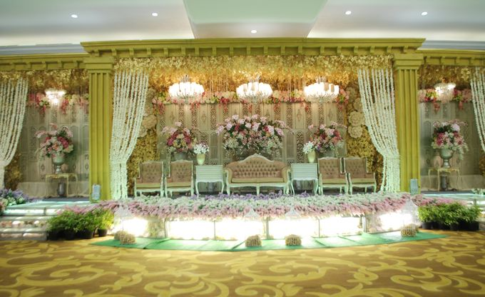 Wedding Decoration by MASON PINE HOTEL - 002