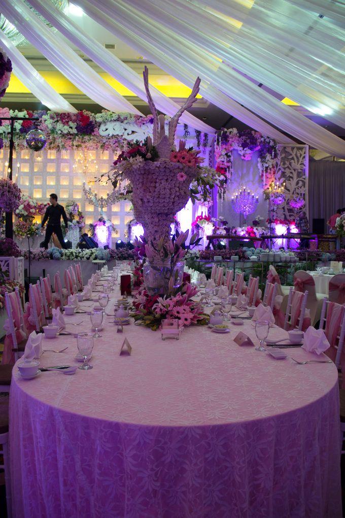 Royal Ballroom by JW Marriott Hotel Surabaya - 003