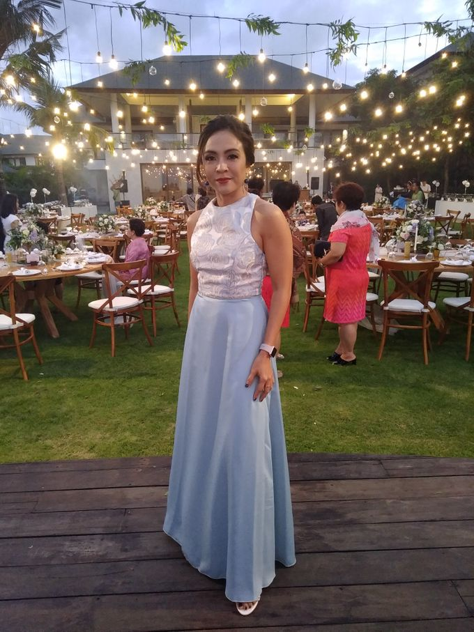 Ken & Angela's Wedding Reception at Pandawa Cliff Estate by MC Nirmala Trisna - 005
