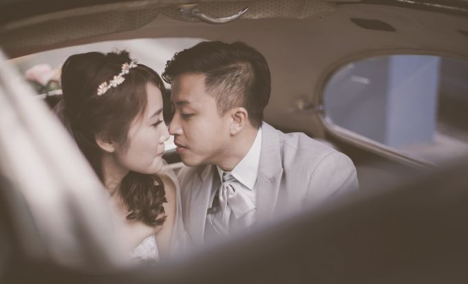 Wedding Day of Gabriel & Jocelyn by AK Kua Photography - 003