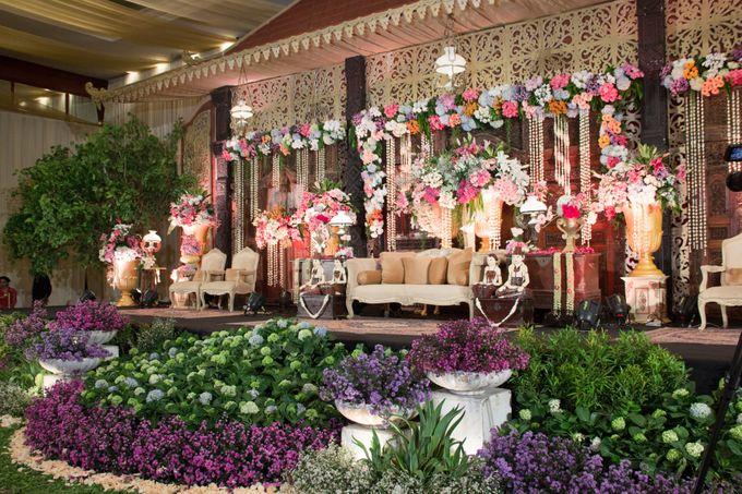 Royal Ballroom by JW Marriott Hotel Surabaya - 004