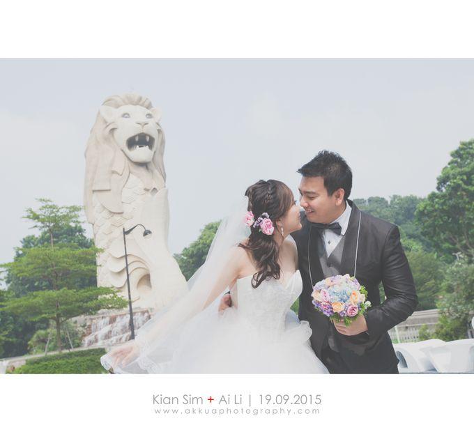 Recent Weddings - Sep & Oct 15 by AK Kua Photography - 012