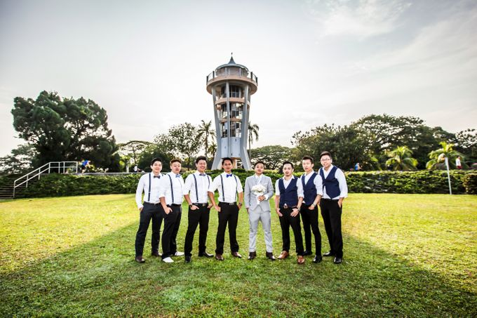 Wedding Day of Gabriel & Jocelyn by AK Kua Photography - 024