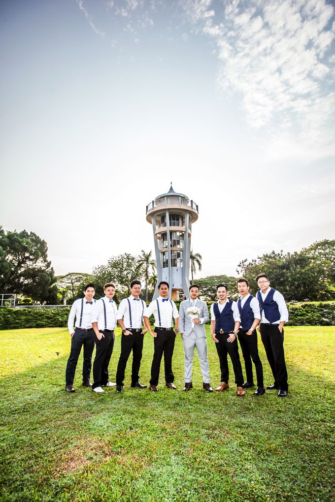 Wedding Day of Gabriel & Jocelyn by AK Kua Photography - 025