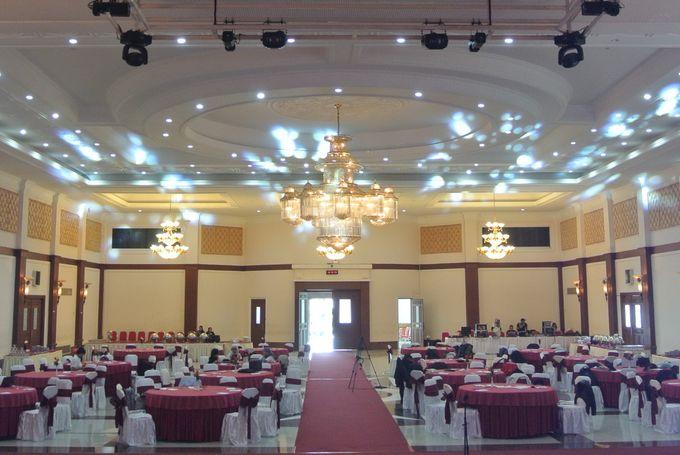 Wedding Decoration by BRAJA MUSTIKA Hotel & Convention Centre - 010