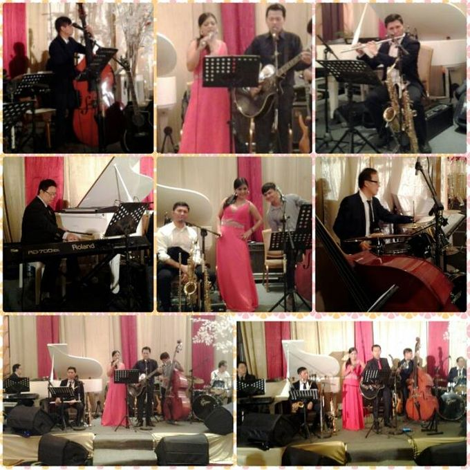 Wedding Alvine & Aline by Teddy Chen Music Entertainment - 002