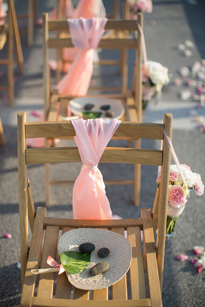 POP OUT OF A DREAM- WEDDING ON A PRIVATE PIER by Wedding Boutique Phuket - 010