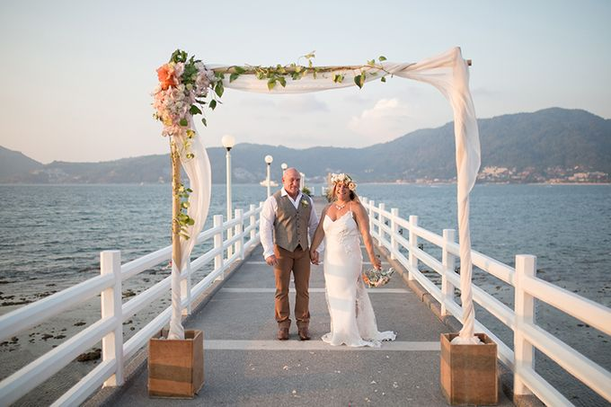 POP OUT OF A DREAM- WEDDING ON A PRIVATE PIER by Wedding Boutique Phuket - 014