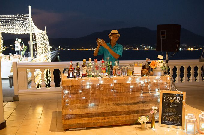 POP OUT OF A DREAM- WEDDING ON A PRIVATE PIER by Wedding Boutique Phuket - 017