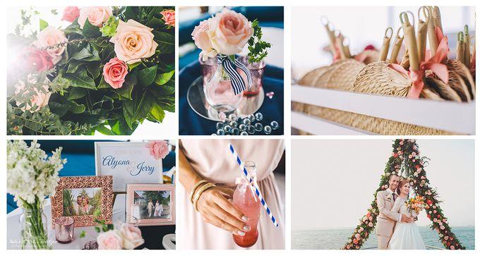 GLAMOROUS YACHT-WEDDING ON BOARD by Wedding Boutique Phuket - 001