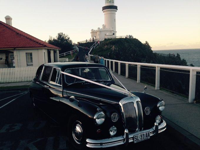 Classic Daimler major Magestic Wedding Car by Tic Tac Tours & Premier Limousines - 012