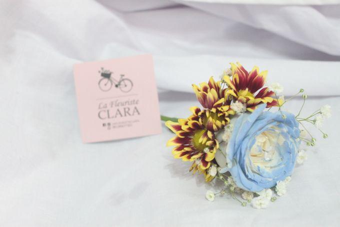 Wedding Corsage by La Fleuriste Clara - 002