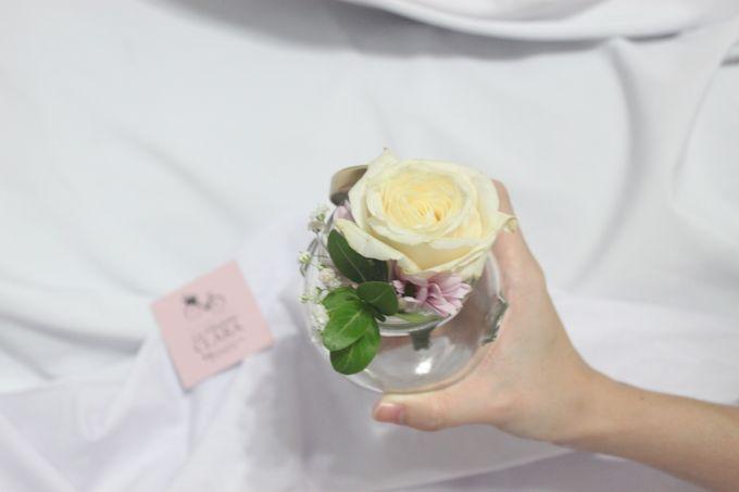 Wedding Corsage by La Fleuriste Clara - 003